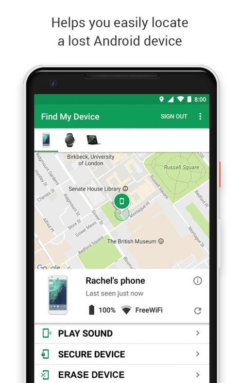 app per localizzare un cellulare
